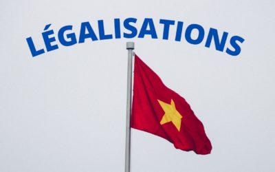 Légalisation des documents pour le Vietnam