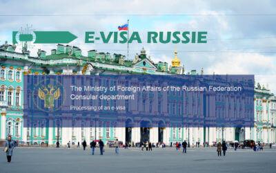 Visa Russie électronique. Comment obtenir le e-visa pour la Russie ?