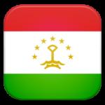 tadjikistan drapeau
