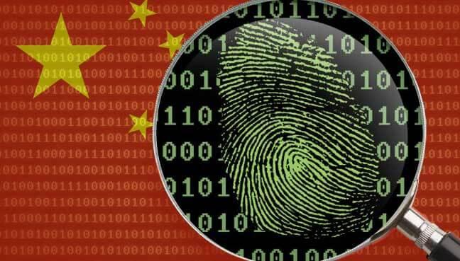 Prise empreintes digitales au Consulat de Chine à Paris. Visas travail, études longue durée, regroupement familial